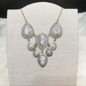 Boho Stone Necklace